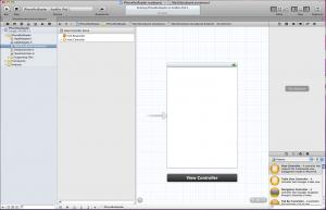 xcode storyboard programme