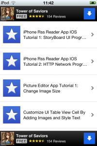 Add Admob in iOS App