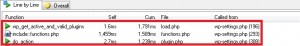 WordPress Performance Issue in plugin