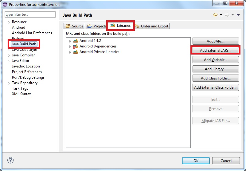 how to create android sdk add-on