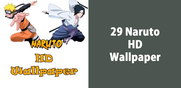Android Naruto HD Wallpaper Source Code