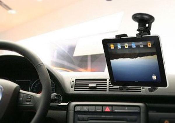 Dealgadgets-360-Degrees-Adjustable-Tablet-Car-Mount-Holder