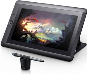 Wacom-Cintiq-13HD-Interactive-Drawing-Tablet