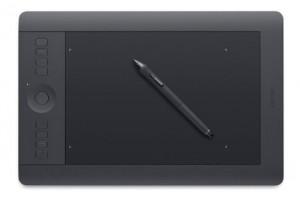 Wacom Intuos Pro Pen and Touch Medium